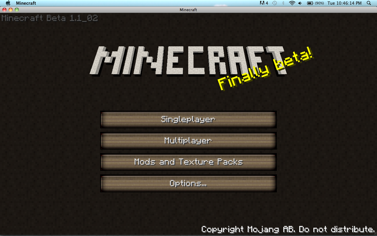Minecraft Font For Mac Keenyoga